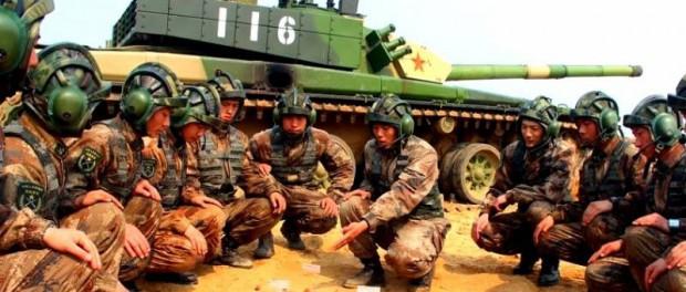 США забрасывают ИГИЛ в Китай