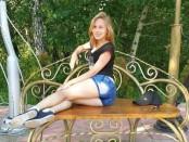 19 -летная девушка Кристина Приходько