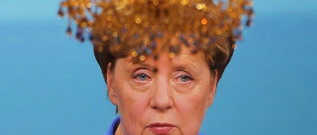 До немецкой элиты дошло что наделала бабка Меркель