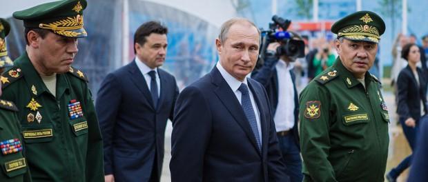 НАТО совсем пустилось в панику в Калиниграде