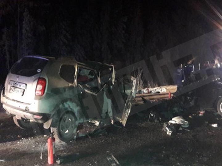 Авария 10 погибло человек ХМАО