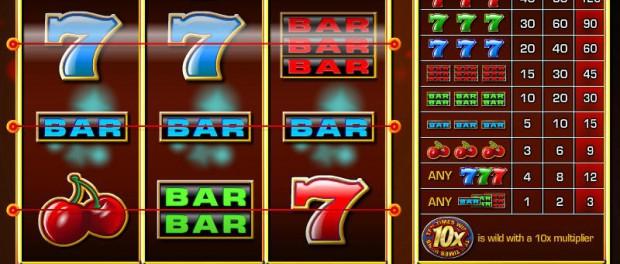 Варианты игровых автоматов в Вулкан казино