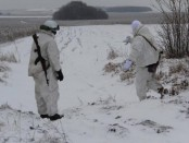 Донбасс снайперы