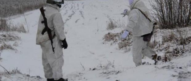На Донбасс прибыли американские снайперы