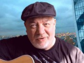 Солист группы «Рабфак» Александр Семенов