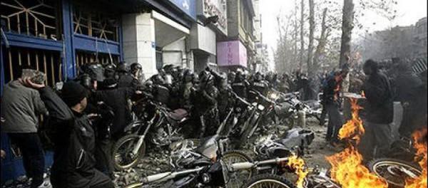 Революция в Иране уже наступила