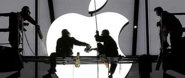 В России начались раборки с Apple