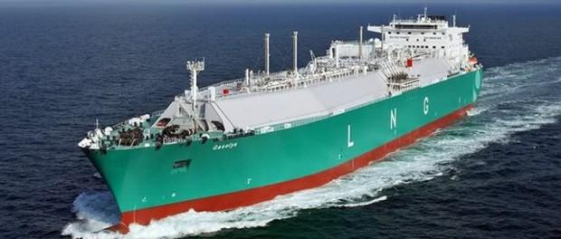В США прибыл первый танкер с российским газом
