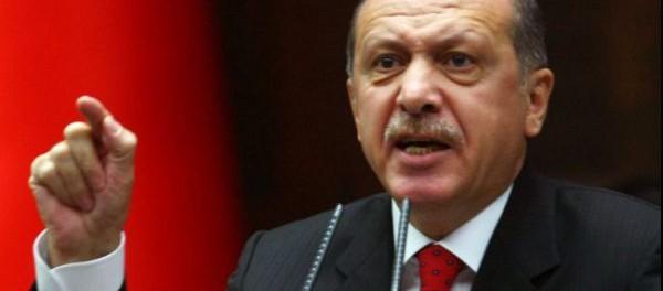 Эрдоган пошел войной на США