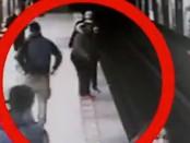 Студент спас малыша в метро видео