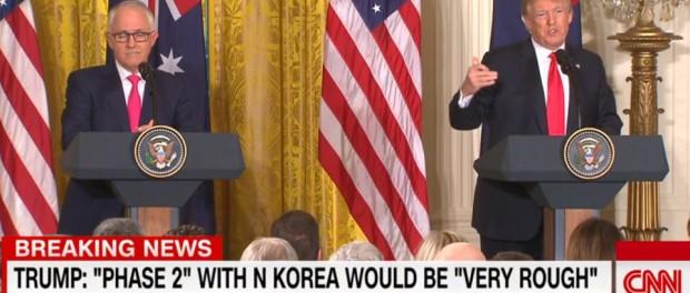 Все! Трамп объявил войну Северной Корее