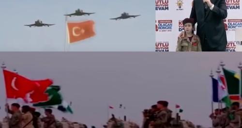 Эрдоган сошел с ума и объявил о мобилизации резервистов