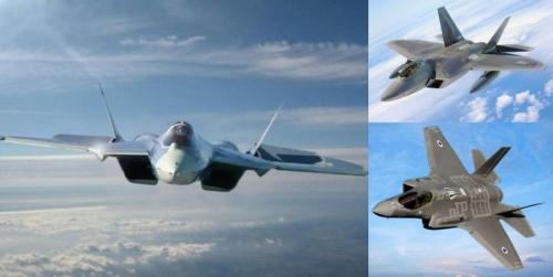 В Сирии 4 СУ-57 вооружат ракетами X-50
