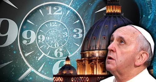 В Ватикане давно уже создали машину времени