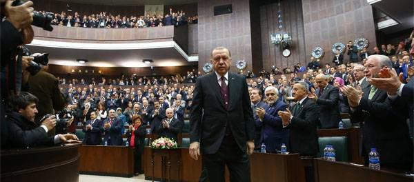 Эрдоган: американцы с этим ИГИЛ просто оборзели