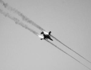 И опять Турция сбила российский самолет