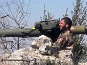 Сирия террористы
