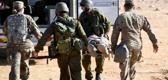 Американские войска готовы умереть за Израиль в войне против Сирии