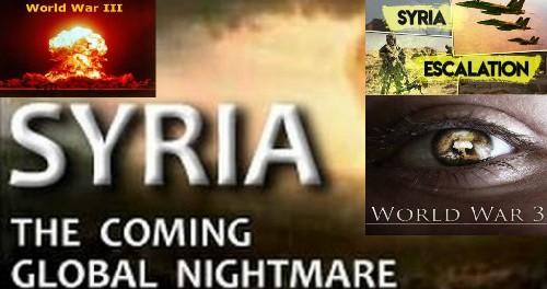 Атака на Сирию в течении 36 часов может привести к Третьей Мировой войне
