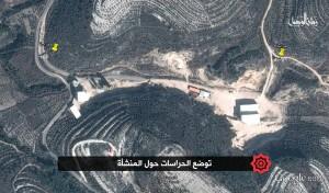 База КНДР в Сирии