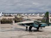 База русских в Сирии