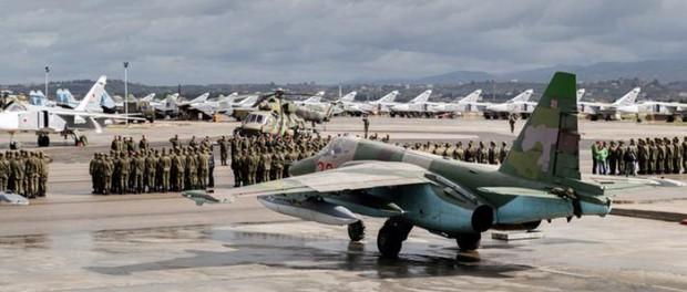 Русские истребители в Иране застали врасплох НАТО и США
