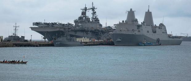 Иран выдвинул береговые батареи к Персидскому заливу от защиты США