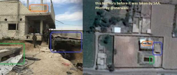 В Восточной Гуте найдена американская фабрика химоружия