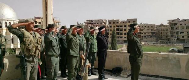 Сирия последние новости (карта, видео, фото)
