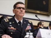Генерал Джозеф Л. Вотель, командующий Центральным командованием США