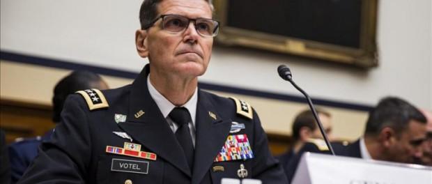 Пентагон: Россия не дает нам летать и бомбить в Сирии