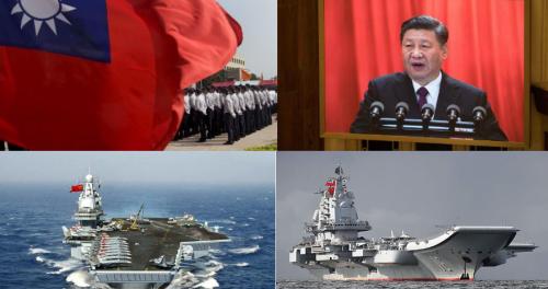 Китай готов вступить в «кровавую баню» за Тайвань
