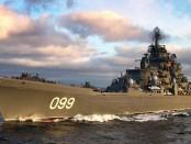 Боевые корабли в Сирии
