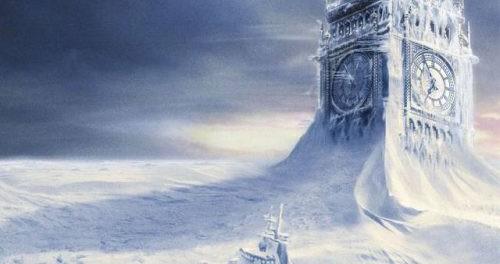 Человечество вступает в ледниковый период