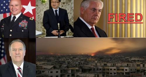 Новый госсекретарь Майк Помпео — это война