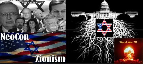 Неоконы толкают Трампа на войну с Китаем и Россией