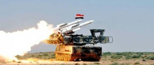 Сирийские ПВО готовы отразить любую атаку США