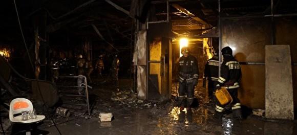 Пожар в Кемерово — это американский теракт?