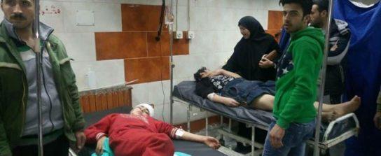 Ракетный удар по Дамаску американскими марионетками