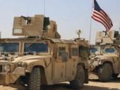 военная база США в Дейр-эз-Зор