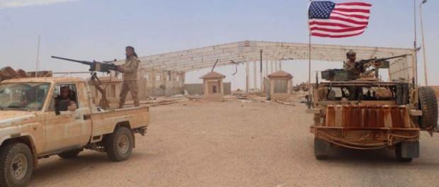 США объединяются с ИГИЛ, чтобы начать наступление на русских в Сирии