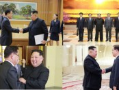 Северная Корея переговоры