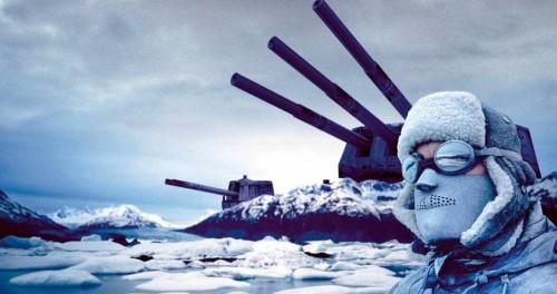 Русские готовят вторжение в США с Северного полюса