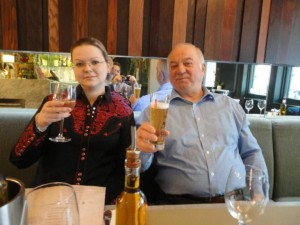 Сергей Скрипаль и его дочь