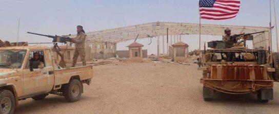 В Сирии убито двое американских солдат  и 5 ранено