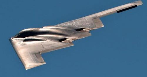 Cтелс-бомбардировщики В2 направились в Сирию