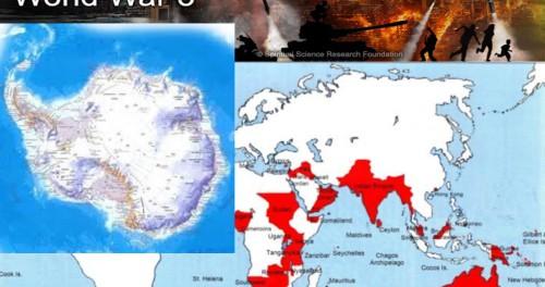 Третья мировая война будет за Антарктиду