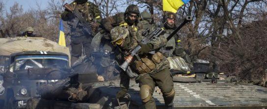 Новая война на Украине уже в апреле