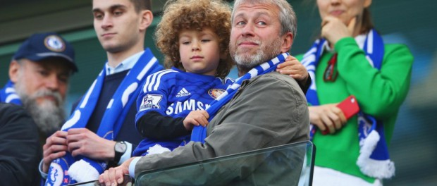 Англия отжимает у Абрамовича «Челси»