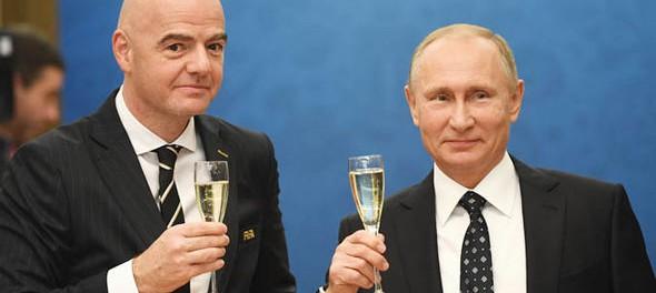 Лондон предлагает отменить чемпионат мира по футболу 2018 в России